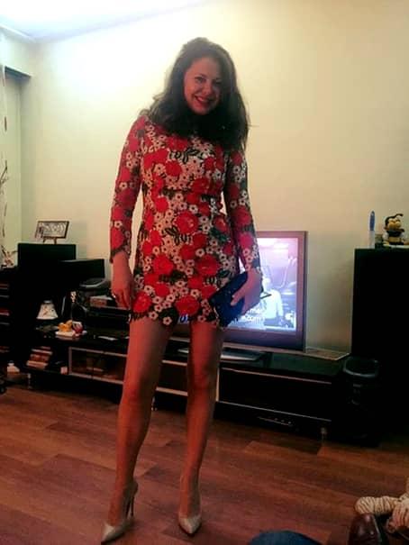 Rita Mureșan, probleme de sănătate! Creatoarea de modă a făcut o entorsă!