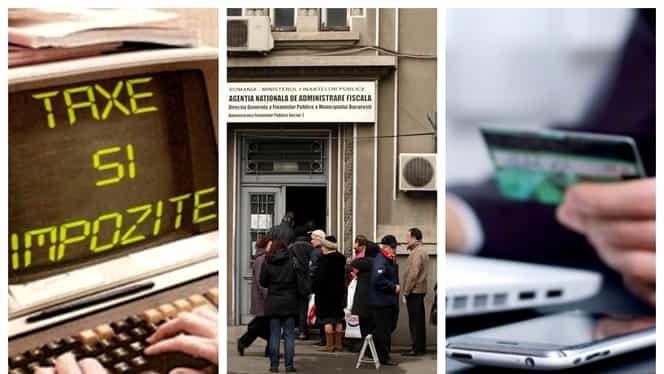 Cum se pot plăti taxele la stat în 2019: la casierie, ghișeu electronic, online sau la bancă