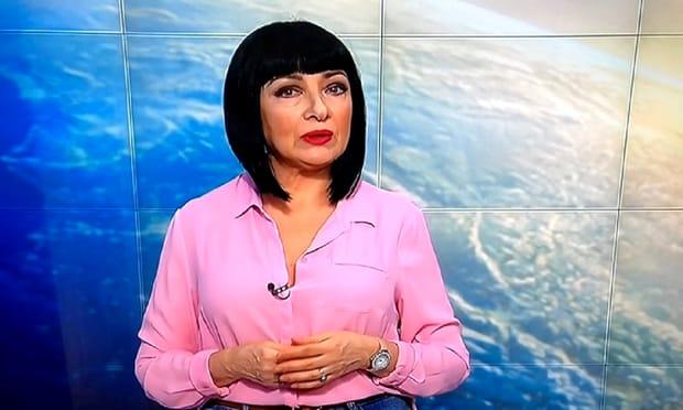 Neti Sandu, în direct la TV