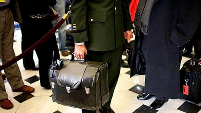 Ce conţine valiza nucleară a preşedinţilor SUA. Nimic din ce am văzut în filme