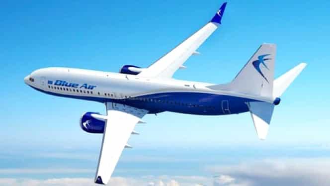 Aterizare de urgenţă la Cluj-Napoca! O pasăre a stricat motorul unei aeronave, după decolare!
