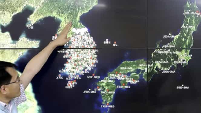Cutremur puternic în nord-vestul Chinei! Seismul a avut o magnitudine de 5,1 grade pe scara Richter