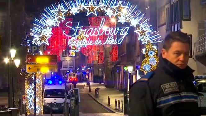 Prima victimă de la atacul din Strasbourg, identificată! Turist, în vacanţă cu soţia