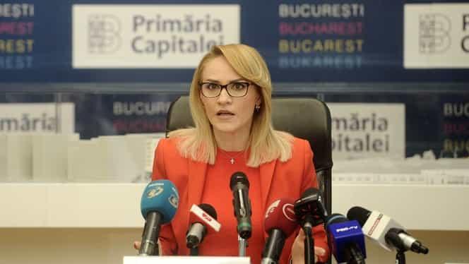 """Gabriela Firea, noi măsuri pentru traficul din București! """"Se recomandă închiderea mai multor bulevarde"""""""