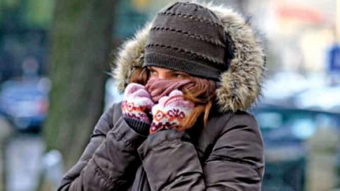 Prognoza meteo marți, 13 noiembrie 2018: vine vremea rece