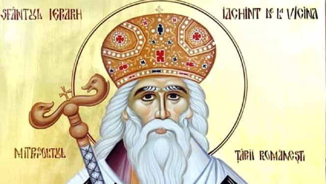 Calendar ortodox luni, 28 octombrie 2019. Este pomenit Sfântul Iachint de Vicina