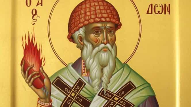 Mâine e sărbătoare mare! Sfântul Spiridon, făcătorul de minuni, e pomenit în toată lumea