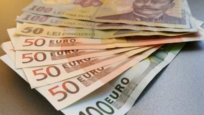 Curs valutar de 7-8 lei pentru un euro! Când prevede Mugur Isărescu o astfel de cotație