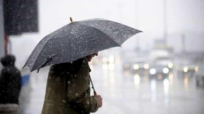Prognoza meteo sâmbătă 29 septembrie. Se anunță ploi și temperaturi scăzute