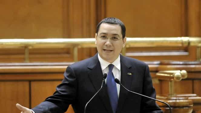 """Victor Ponta, atac furibund la adresa lui Florin Cîțu! """"În mod normal, într-o ţară normală, îl împuşcau pentru dezertare şi pe el şi pe toţi ceilalţi ai lui"""""""