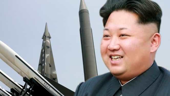 Kim Jong-Un pune pe jar întreaga planetă! Spune că poate lovi oriunde în SUA cu noua sa rachetă