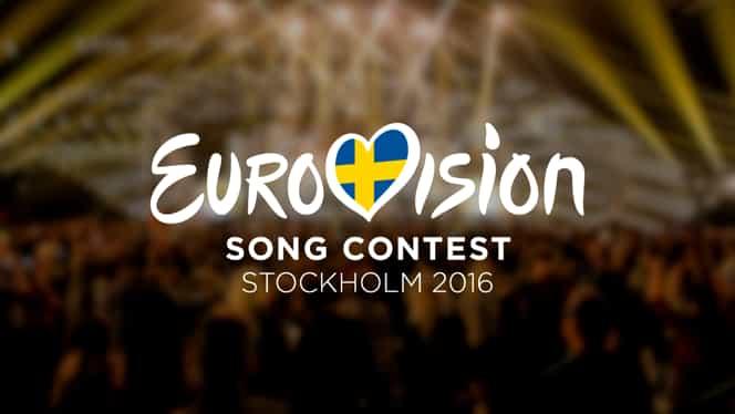 VIDEO. EUROVISION 2016. Au fost selectate cele 12 piese. Care merită să meargă mai departe?