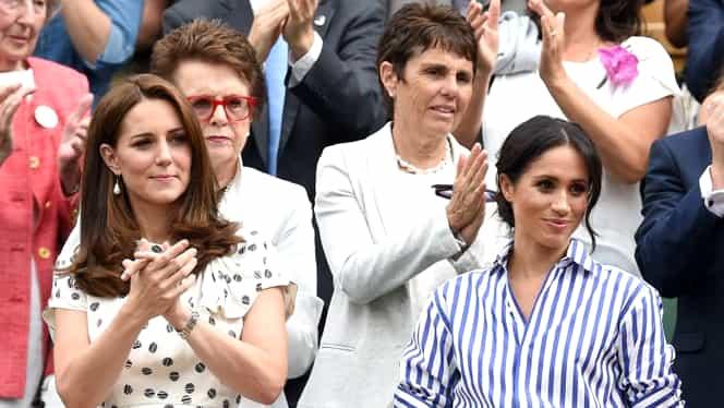 De ce Kate Middleton și Meghan Markle nu folosesc telefonul în public