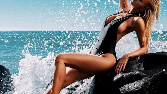 Galerie foto. Leanna Bartlett, sirena de la malul Mării Negre