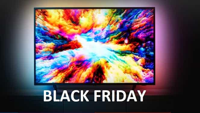 Black Friday: eMag pune în vânzare televizor LED Toshiba la un preț de doar 500 de lei