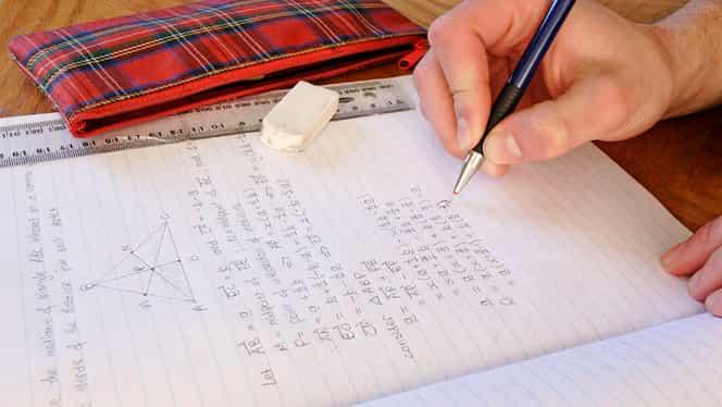 Un elev cere interzicerea temelor pentru acasă! Motivul este unul halucinant!