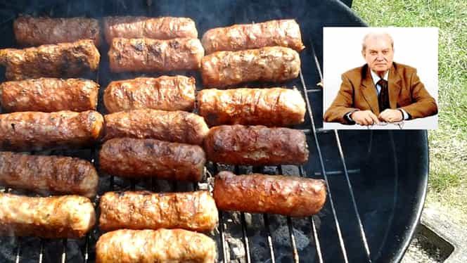 """Avertismentul doctorului Gheorghe Mencinicopschi despre carnea de mici! Pericolul de care nu ai habar: """"Mare atenţie"""""""