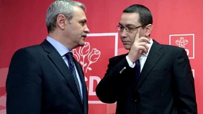 Câți bani încasează Liviu Dragnea, lunar! Victor Ponta a făcut dezvăluiri despre salariul liderului PSD