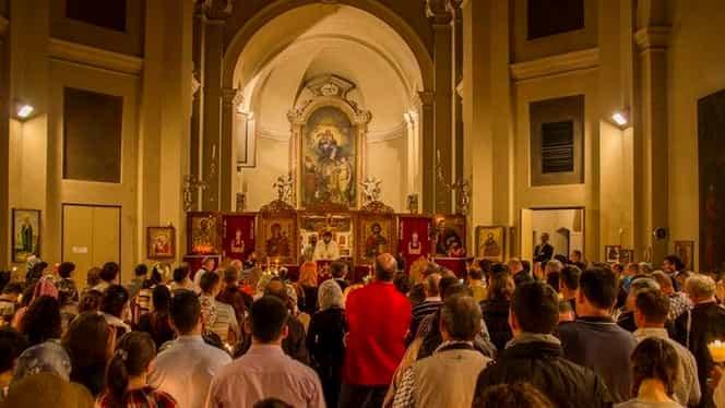 """Un român beat a intrat într-o biserică din Italia și a strigat """"Allah Akbar"""". Ce s-a întâmplat apoi"""