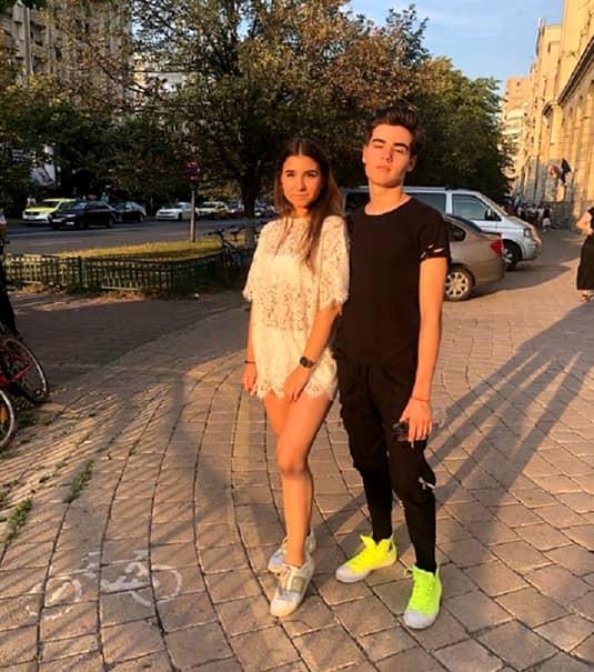 Cum arată noua iubită lui Radu Bănică