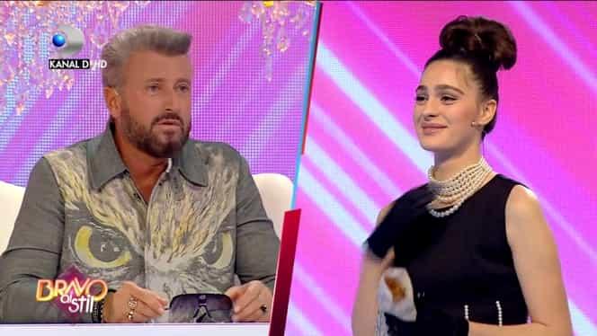Natalia, eliminată de la Bravo, ai stil! Ce s-a întâmplat în emisiunea de la Kanal D