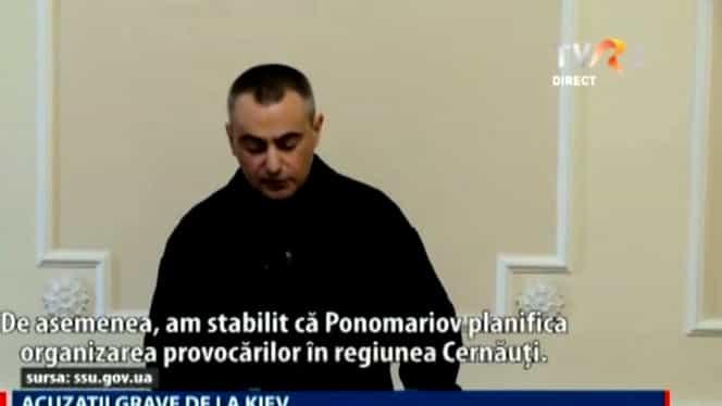 Acuzaţii grave de la Kiev. Serviciile ruse ar fi plătit oameni să incendieze şcoli româneşti
