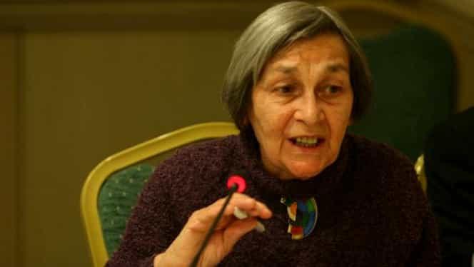 A murit Doina Cornea! Disidenta regimului comunist avea 89 de ani!