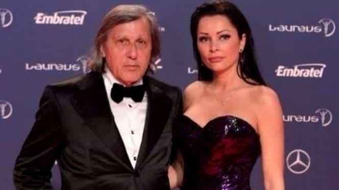 Ilie Năstase s-a lăudat în fața soției! Ce gest a făcut fostul tenismen!