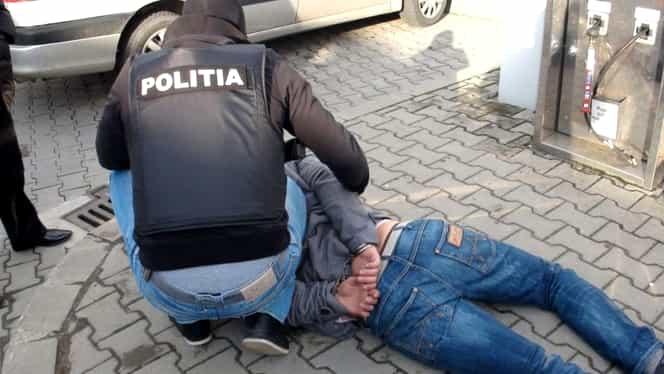 Focuri de armă în Jilava! Poliția a tras în traficanții de droguri