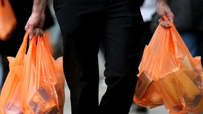 Adio pungi de plastic! Afaceriștii nu mai au voie să le importe!