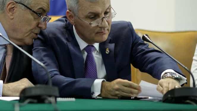 Lovitură pentru Călin Popescu Tăriceanu. Daniel Zamfir demisionează din ALDE
