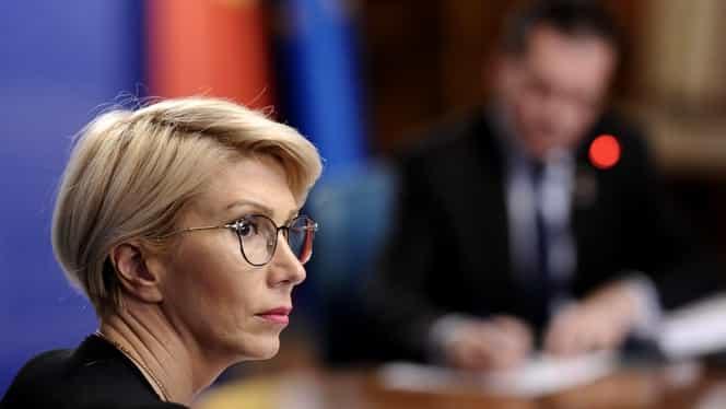 Contre la nivel înalt în PNL! Raluca Turcan o contrazice pe Violeta Alexandru în privința vârstei de pensionare