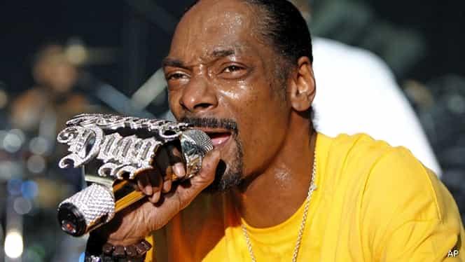 Filmulețul publicat de Snoop Dogg de la prostestele din România. Clipul a devenit viral