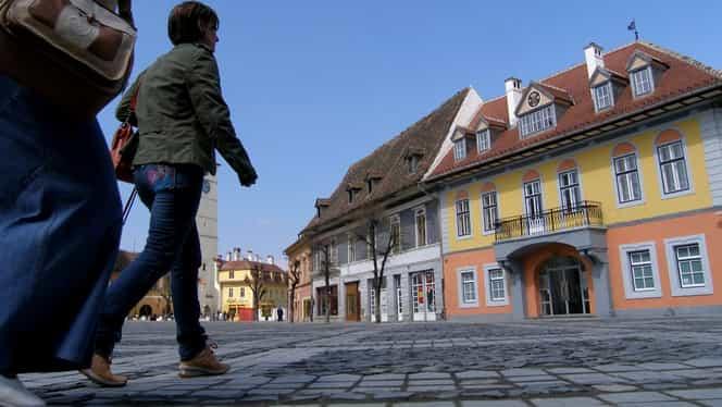 Stare de alertă în Sibiu. Bărbat venit din Veneţia, cu febră, transportat de urgenţă la spital