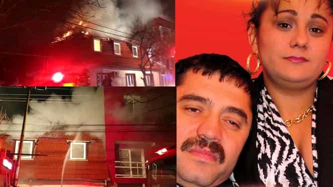 Clipe de groază pentru cântăreața de manele Sorina! I-a ars casa azi-noapte, iar pompierii s-au chinuit 3 ore să stingă focul – Video
