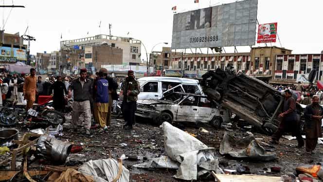 Atentat sângeros soldat cu 18 victime! Cea mai crudă reţea teroristă a revendicat lovitura!