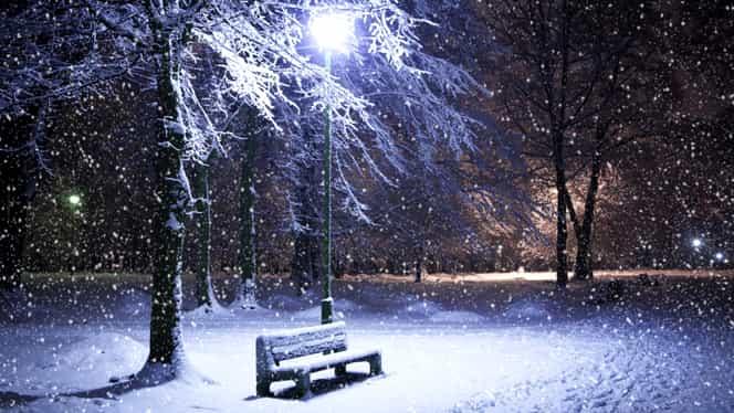 Prognoza meteo 22 decembrie. Vin ninsorile în aproape toată ţara!