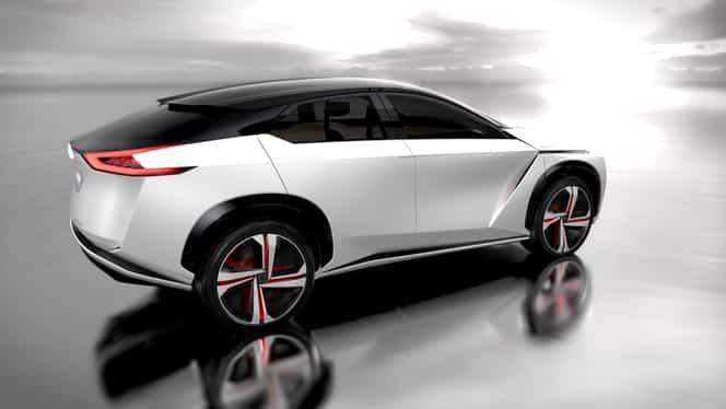Nissan a prezentat conceptul IMx. Maşina electrică se conduce singură şi îi avertizează pe pietoni cu…muzică GALERIE FOTO şi VIDEO