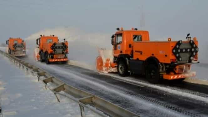 CNAIR, avertisment cu privire la ninsoare. Măsurile pe care le pot lua și numerele la care pot apela șoferii din România