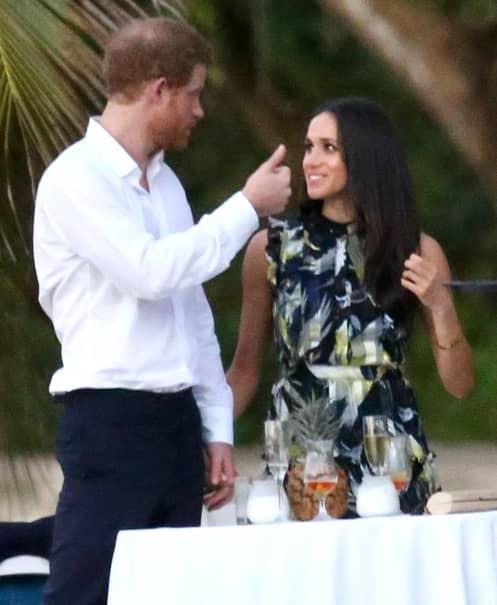 Iubirea dintre Prinţul Harry şi Meghan Markle, ecranizată