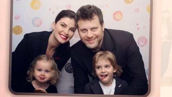 Alina Pușcaș a născut o fetiță! Primele imagini cu bebelușul care se va numi Iris