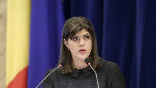 """Laura Codruța Kovesi, invitată în emisiunea lui Rareș Bogdan: """"Este dublă răzbunare! Se tem de mine"""""""