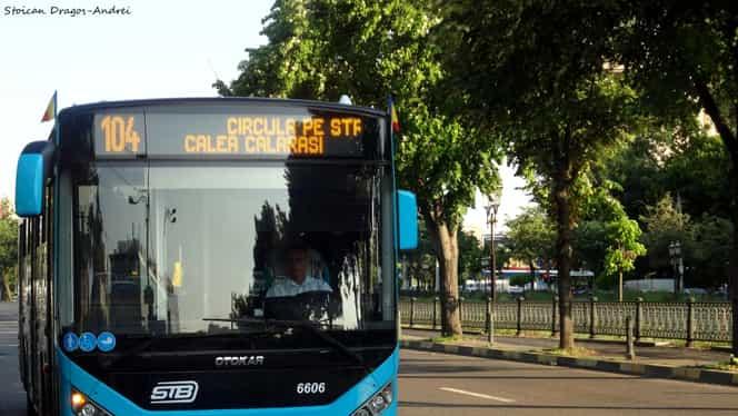 Un bărbat sosit din Roma, cu simptomele coronavirus, se plimba nestingherit în Capitală cu autobuzul 104