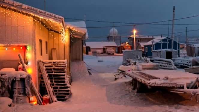Orașul în care soarele nu va mai răsări 65 de zile! Unde se află Utqiagvik