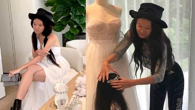 E una din cele mai celebre creatoare de modă, dar nimeni nu îi ghicește vârsta. Câți ani are Vera Wang