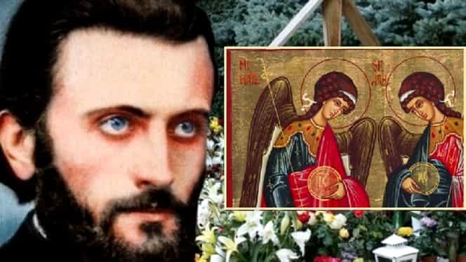 Rugăciunea lui Arsenie Boca pe care e bine să o rostești de Sfinții Mihail și Gavriil
