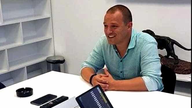 Vasi Geambazi s-a cuplat cu o fostă jurnalistă de la FANATIK. Cine este Gabriela Pavel, noua iubită a nepotului lui Gigi Becali FOTO