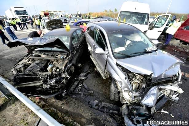 """Lidia Buble, la un pas de tragedie pe Autostrada Soarelui: """"Şoferul nostru a pierdut controlul volanului!"""""""