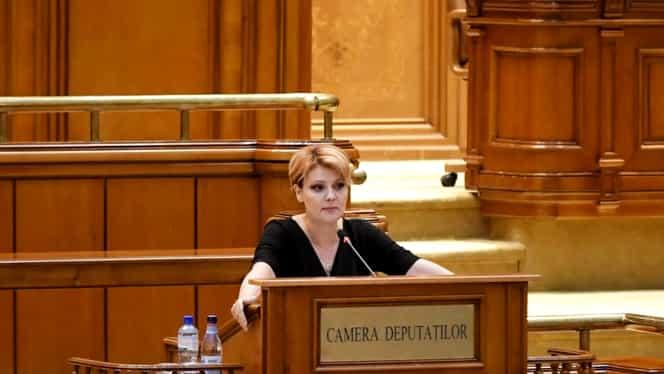 """Lia Olguța Vasilescu ia atitudine! Mesaj tranșant pentru liderii PSD: """" Trebuie să ieșim din retorica de a ne turna cenușă în cap"""""""