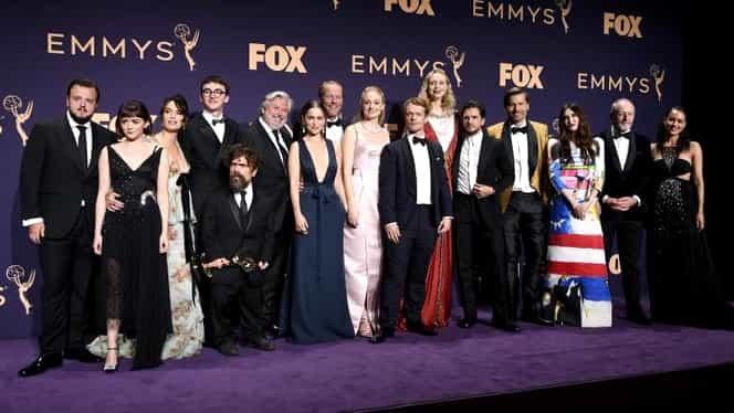 Premiile Emmy 2019. Game of Thrones, cel mai bun serial. Lista completă a câştigătorilor